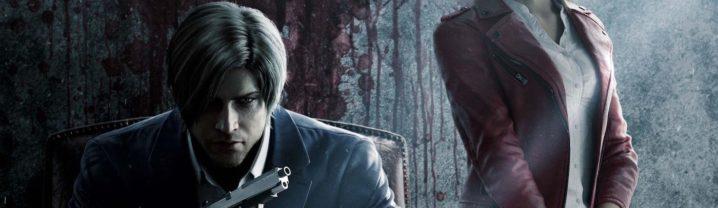 Resident Evil Infinite Darkness