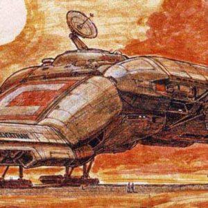 Image article Disparition de Ron Cobb, le concepteur visuel à l'origine du Nostromo d'Alien et de la DeLorean de Retour vers le Futur