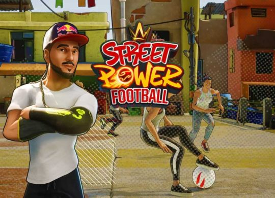 Street Power Football 2