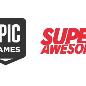 Image article Epic Games met la main sur SuperAwesome (outils numériques pour la protection des enfants en ligne)