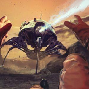 Image article Le jeu de S.F The Invincible s'annonce sur Xbox Series X, PS5 et PC (screenshots)