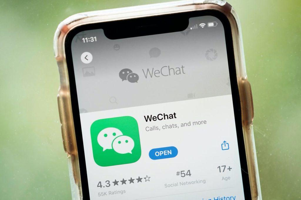 WeChat Icone Logo 1024x682