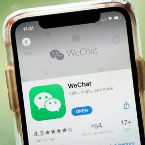 Image article L'interdiction d'utiliser WeChat est suspendue par une juge aux États-Unis