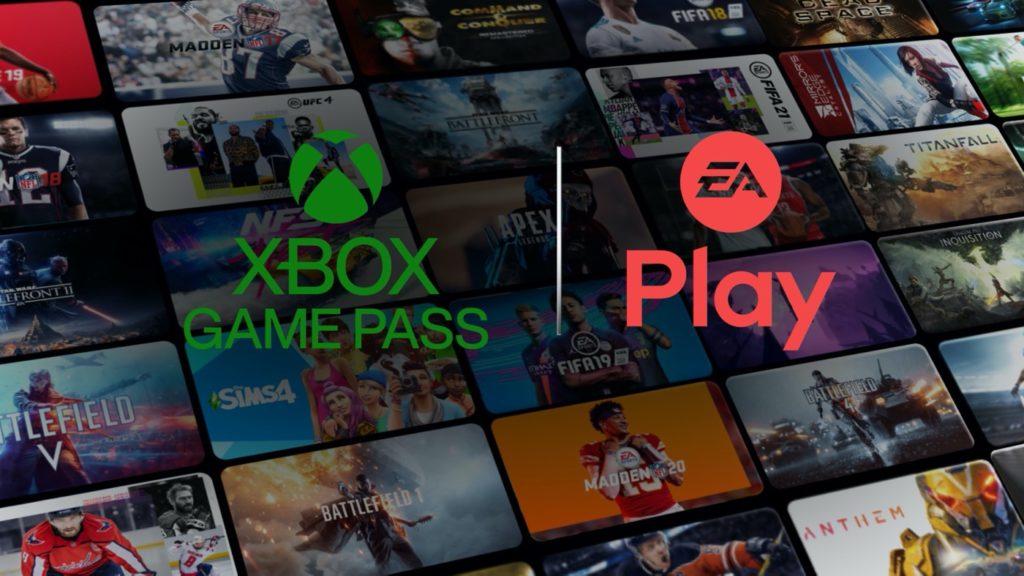 Xbox Game Pass : l'EA Play sur PC est reporté à 2021