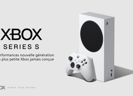 Xbox Series S Officiel Console et Manette