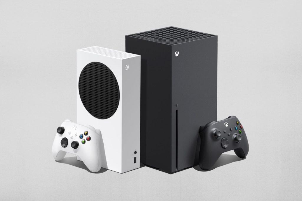 Xbox Series S Et Xbox Series X Et Manette Officiel 1024x682