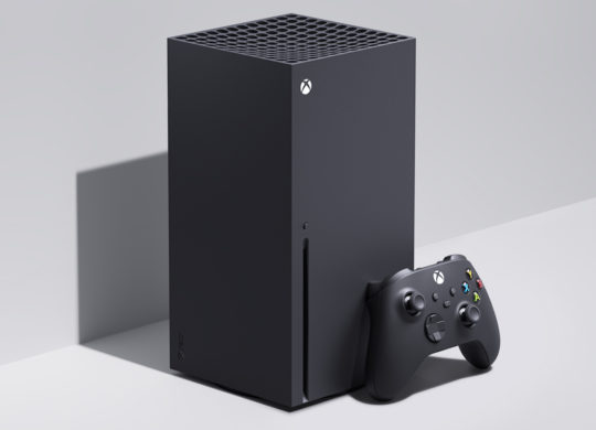 Xbox Series X et Manette