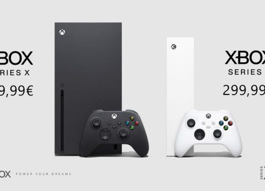 Xbox Series X et Series S Prix