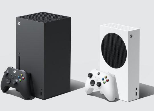 Xbox Series X et Xbox Series S et Manettes