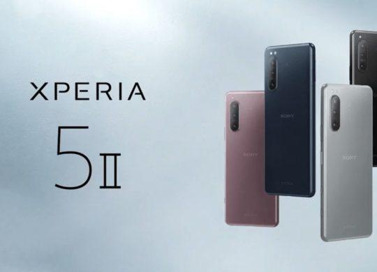 Xperia 5 II