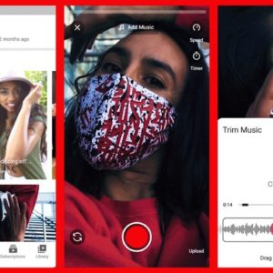 YouTube lance YouTube Shorts, sa copie de TikTok