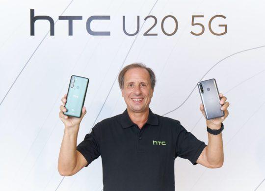 Yves Maitre HTC U20