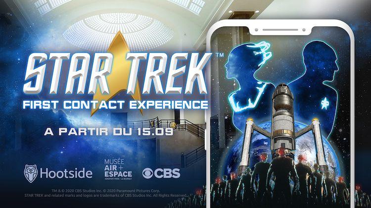 Star Trek Fist Contact