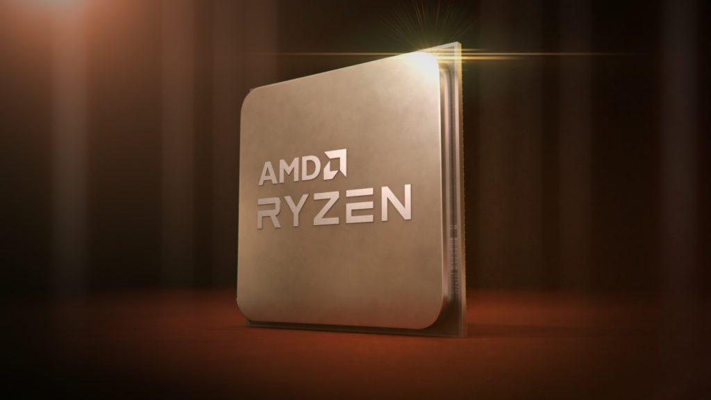 Processeur AMD Ryzen 5000