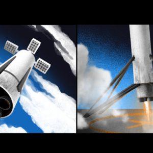 Image article La Russie travaille sur une fusée réutilisable à l'horizon 2026