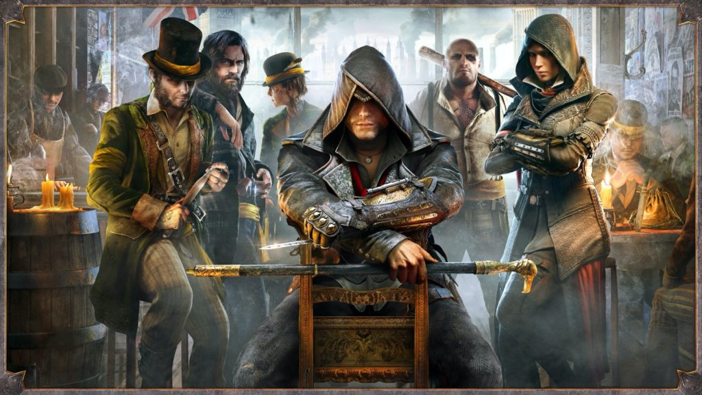 La version PS4 du jeu Assassin's Creed Syndicate d'Ubisoft ne tourne pas sur PS5