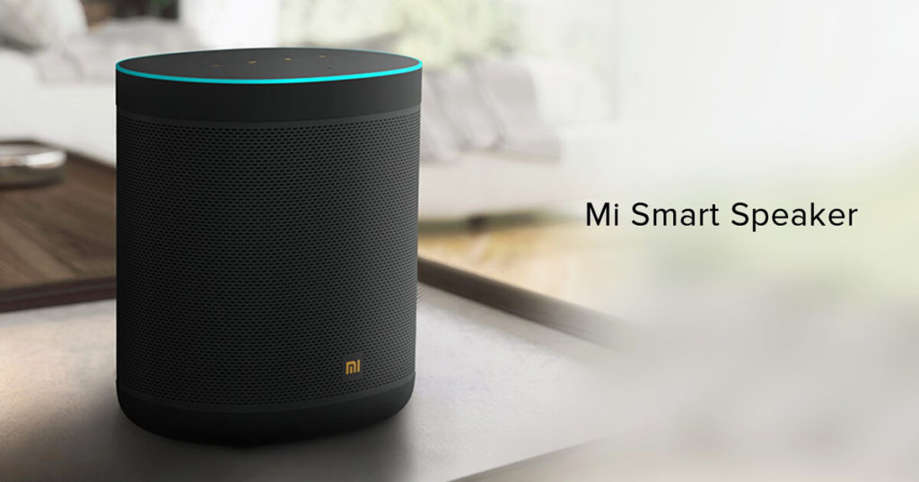 Enceinte Connectee Xiaomi Mi Smart Speaker