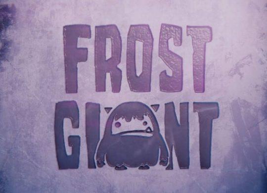 Frost Giant Studios Logo