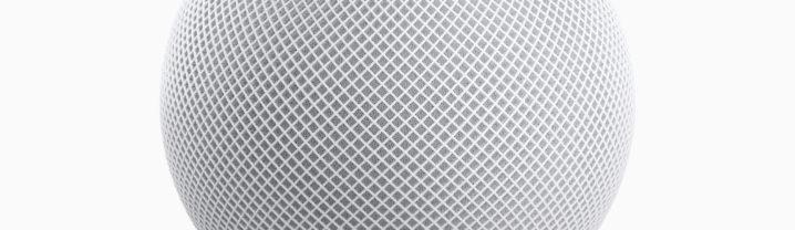 HomePod mini Blanc Officiel