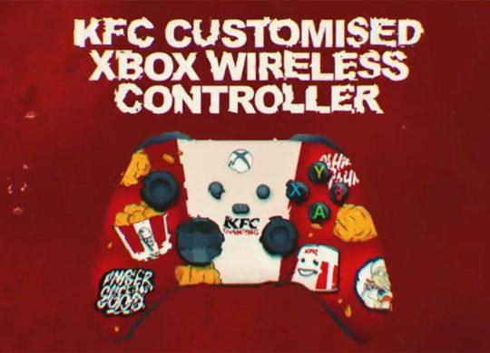 KFC manette