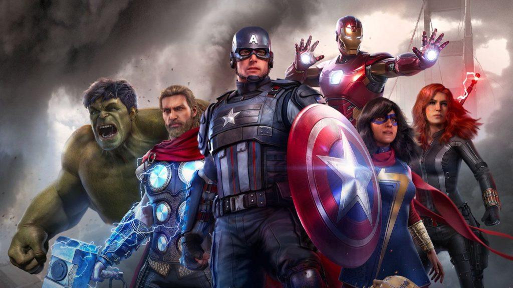 Marvel's Avengers Jeu Video