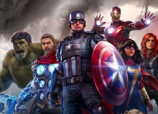 Marvel's Avengers Jeu Video