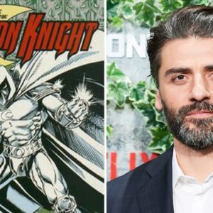 Image article L'acteur Oscar Isaac incarnerait le super-héros Moon Knight pour une serie Disney+