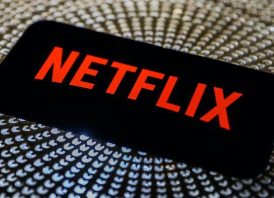Netflix Logo Smartphone