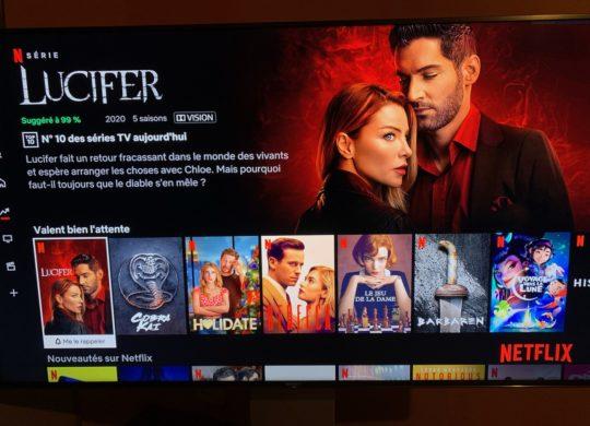 Netflix Section Valent Bien Attente