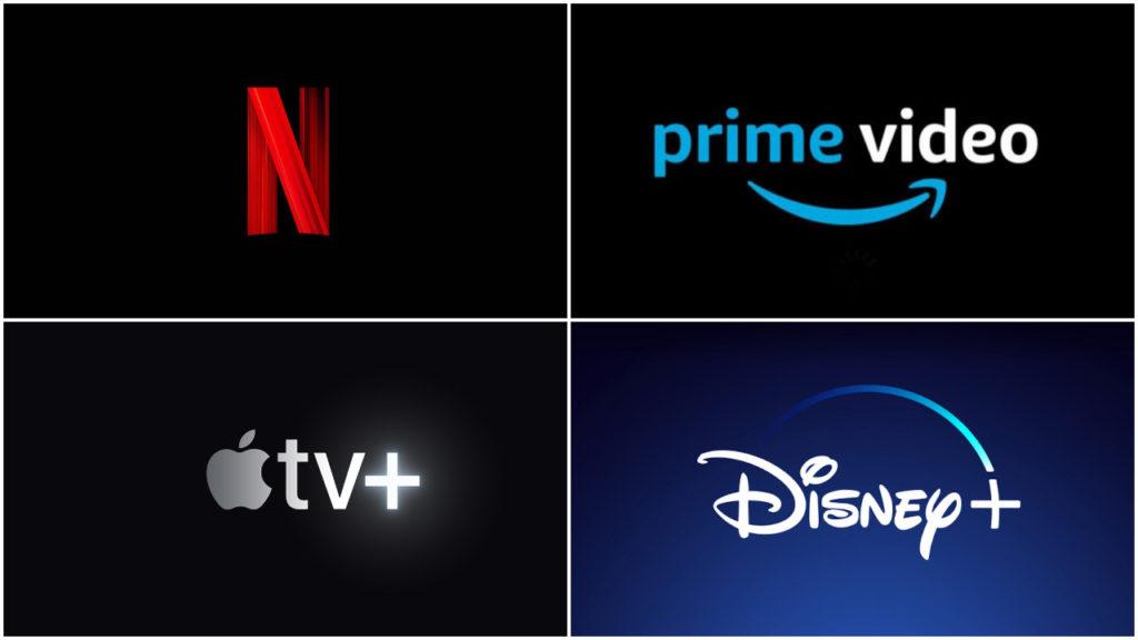Netflix vs Amazon Prime Video vs Apple TV Plus vs Disney Plus Streaming