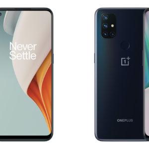 Image article OnePlus Nord N10 et N100 : deux nouveaux téléphones à partir de 199€
