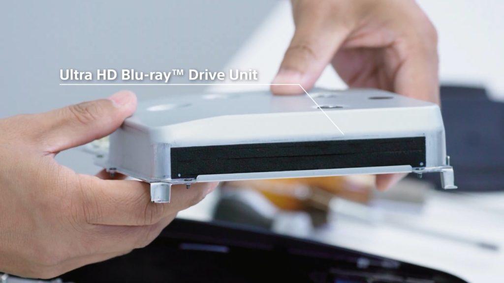 PlayStation 5 Lecteur Blu-ray 4K