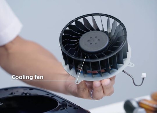 PlayStation PS5 Ventilateur