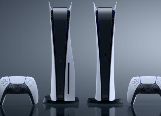 PS5 vs PS5 Digital Edition et Manettes DualSense