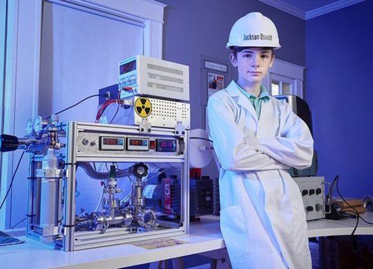 Réacteur à fusion 12 ans