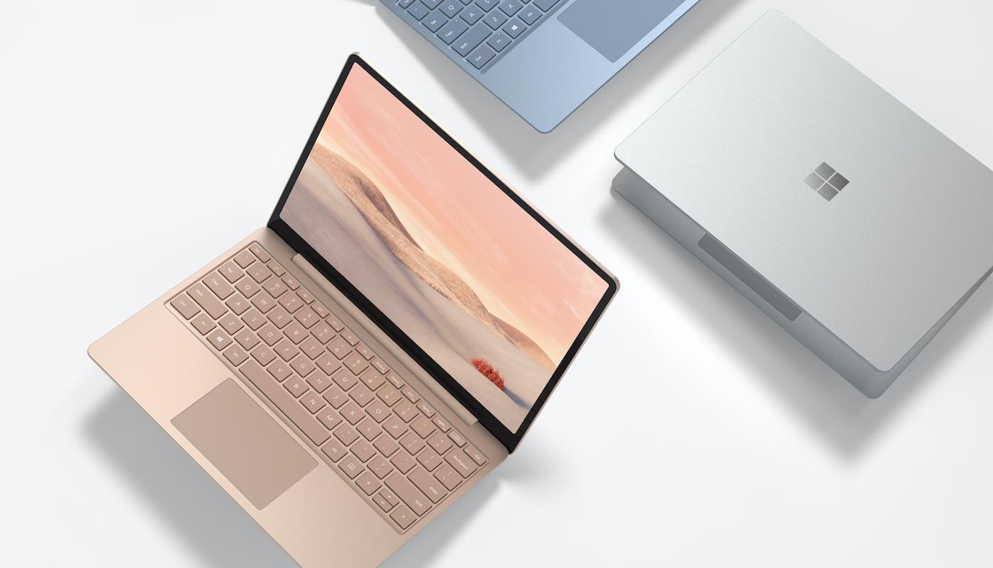 Surface Laptop Go Clavier