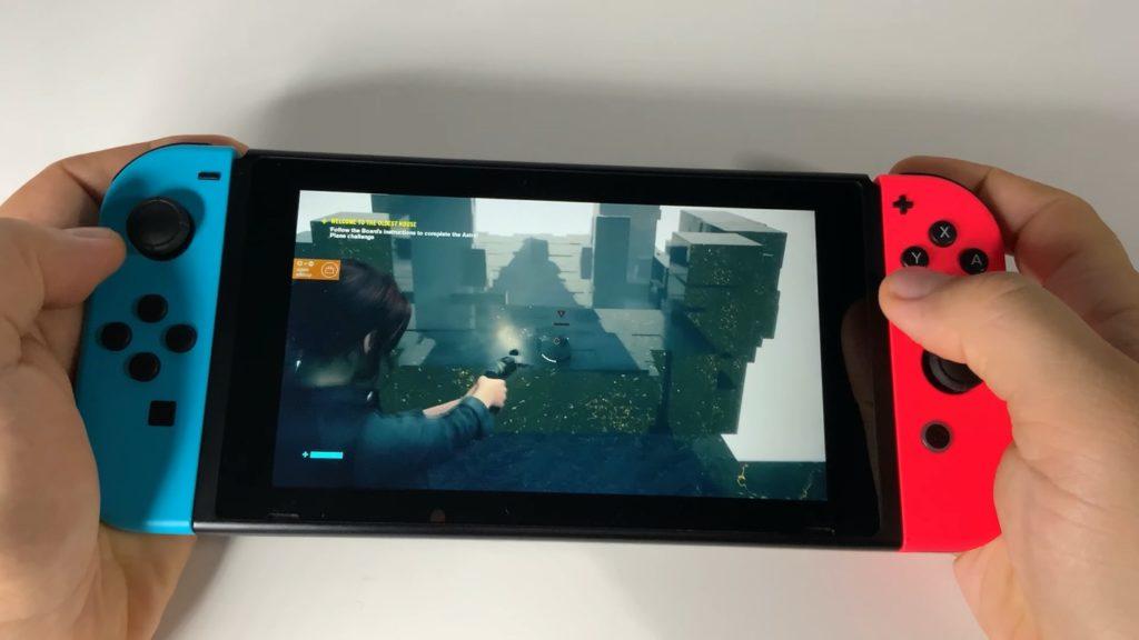 Switch Jeu Control Cloud Gaming