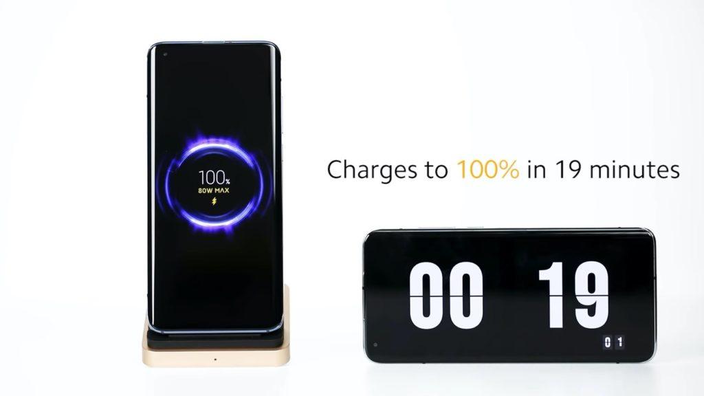 Xiaomi Charge Sans Fil 80 W