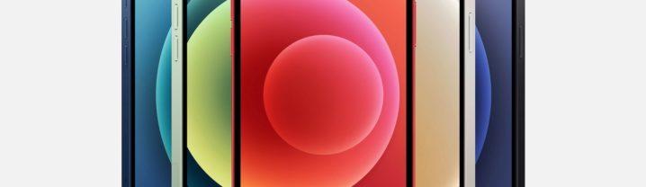 iPhone 12 Avant Coloris Officiel