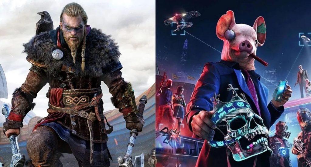Sauvegarde corrompue pour Assassin Creed Valhalla et Watch Dogs Legion