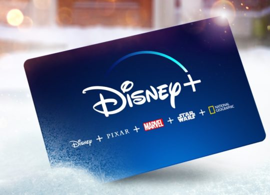 Carte Cadeau Disney Plus