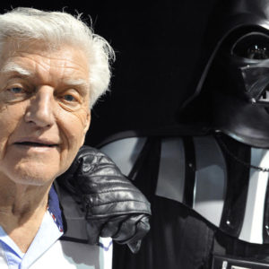 Image article Mort de David Prowse (Dark Vador) : les hommages de George Lucas et Mark Hamill