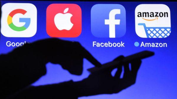 GAFA Google Apple Facebook Amazon