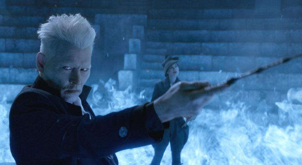 Johnny Depp Les Animaux Fantastiques 2 Gellert Grindelwald