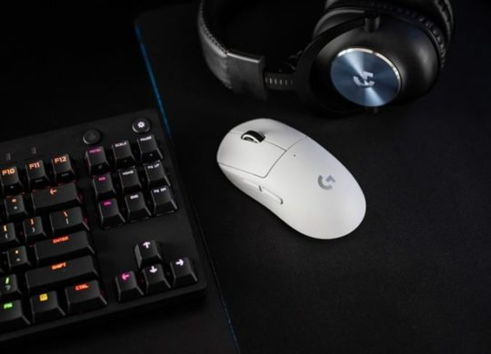 Logitech souris SuperLight