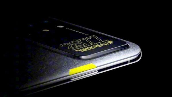 OnePlus 8T Cyberpunk 2077 1