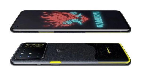 OnePlus 8T Cyberpunk 2077 2 600x311
