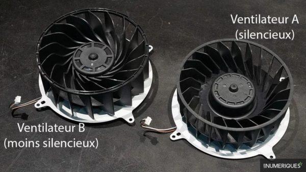 PS5 ventilos