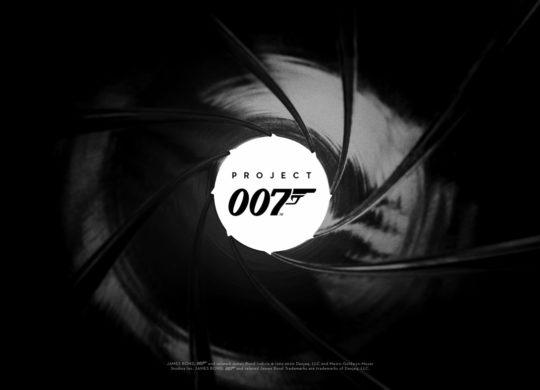 Project 007 Jeu James Bond