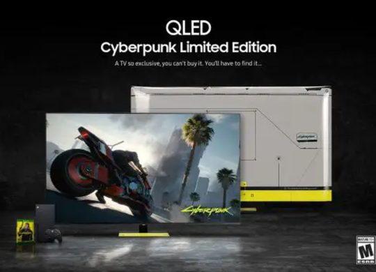 Samsung-QLED-Cyberpunk-2077